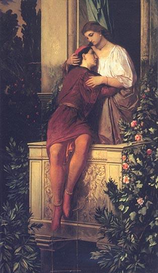 Ромео и Джульетта.