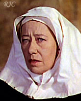 The Nurse of Juliet - Flora Robson (film Castellani 1954)