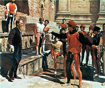mercutio s death in shakespeare s romeo and