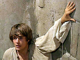 Romeo: Spakest thou of Juliet? How is it with her? Doth not she think me an old murthere?