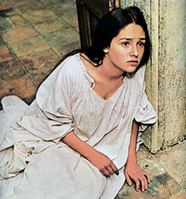 Juliet : Is there no pity sitting in the clouds that sees into the bottom of my grief?