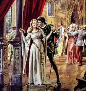 джульеты и знакомство ромео