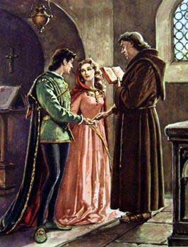 шекспир ромео и джульетта главные герои лоренцо