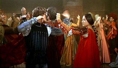 знакомство ромео и джульетта
