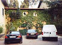 Villa Grande - the house of  Franco Zeffirelli in Rome