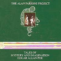 the cover of The Alan Parsons Project - 1976